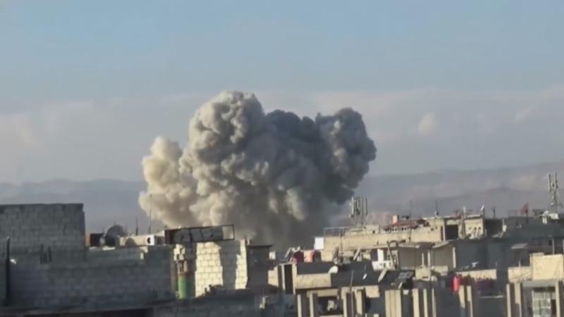 Syria truce breaks down amid Ghouta airstrikes