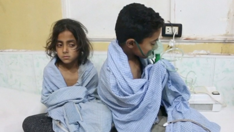 Chemical weapons watchdog investigates Ghouta attacks