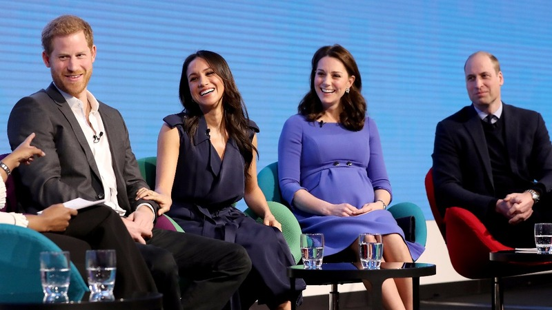 INSIGHT: Royal 'fab four' make first public appearance