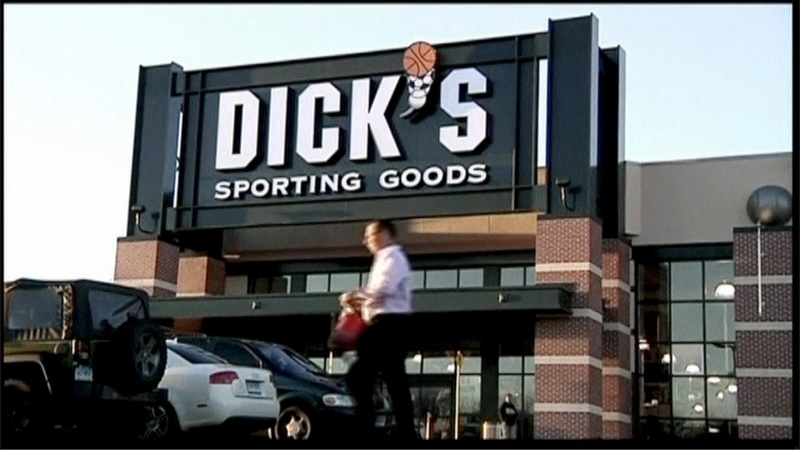 Major retailer Dick's ends sales of assault-style rifles