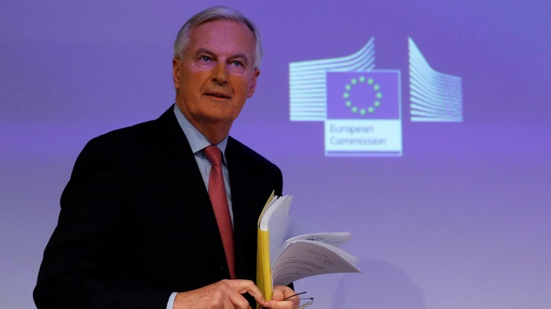 EU draft Brexit treaty angers the UK