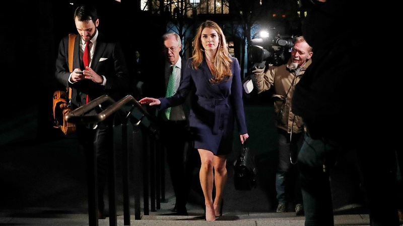 Top Trump aide Hope Hicks to leave White House
