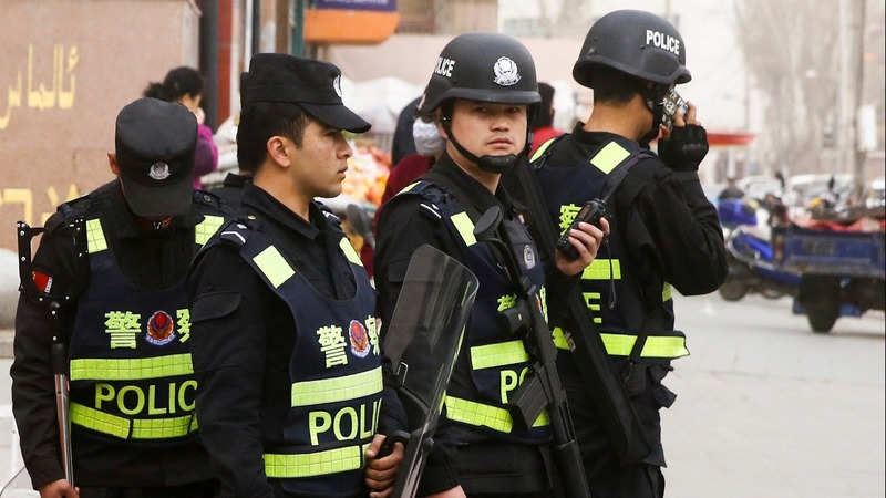 'Big data' predictions spur detentions in China's Xinjiang