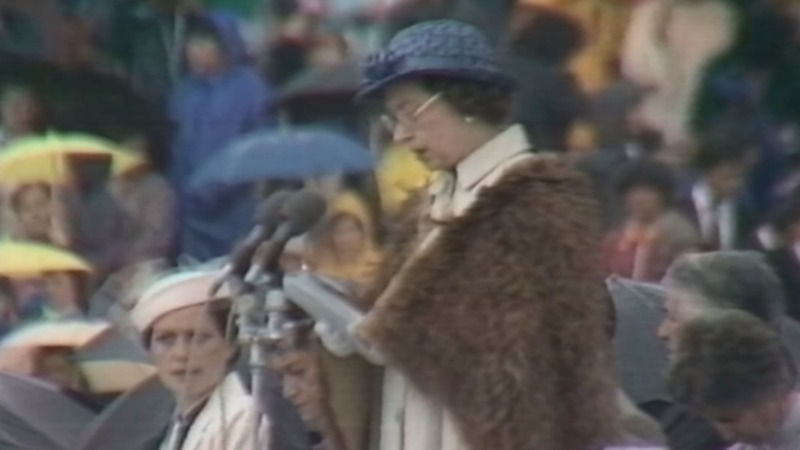 New Zealand teen tried to assassinate Queen in 1981