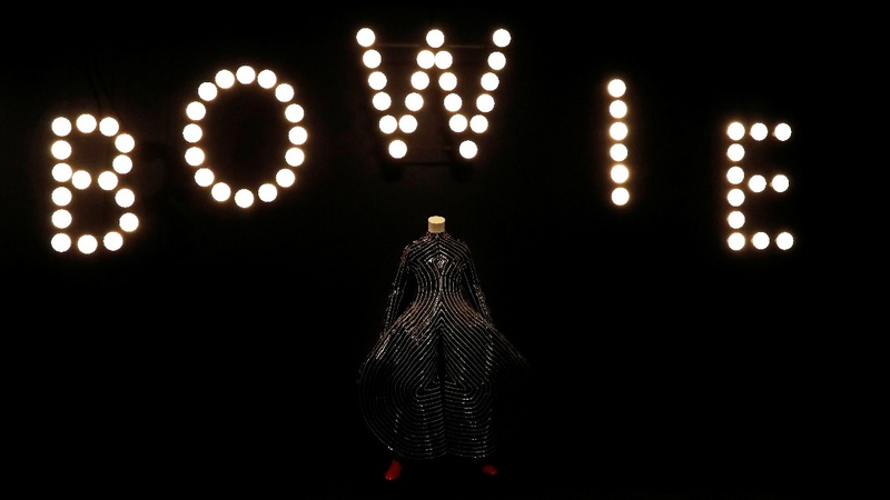 Last stop for David Bowie exhibit: New York