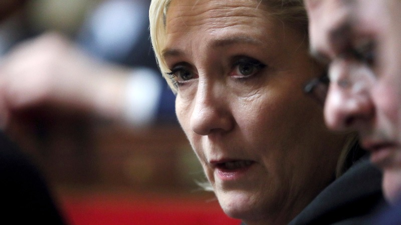 France's far-right leader placed under formal investigation