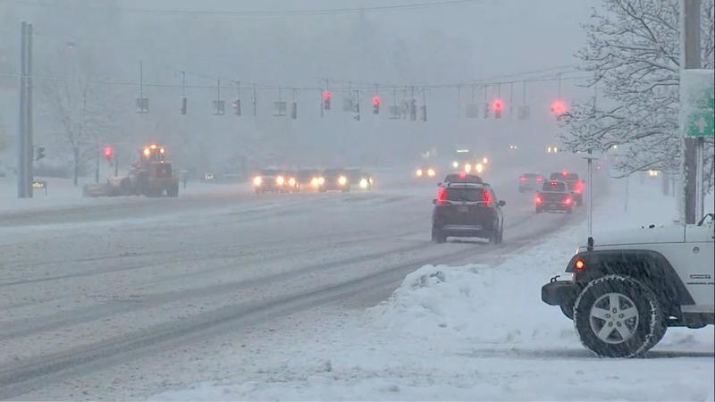 Massive winter storm batters Northeast, causing flooding