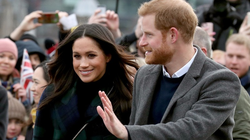 Harry and Meghan wedding invites go out to the public