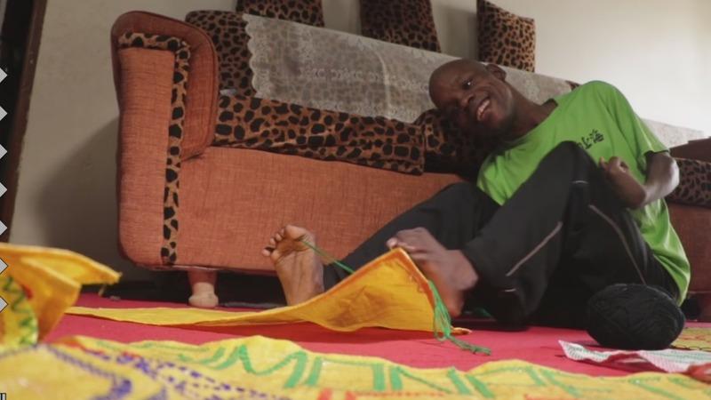 Meet the Ugandan who's fighting disability prejudice