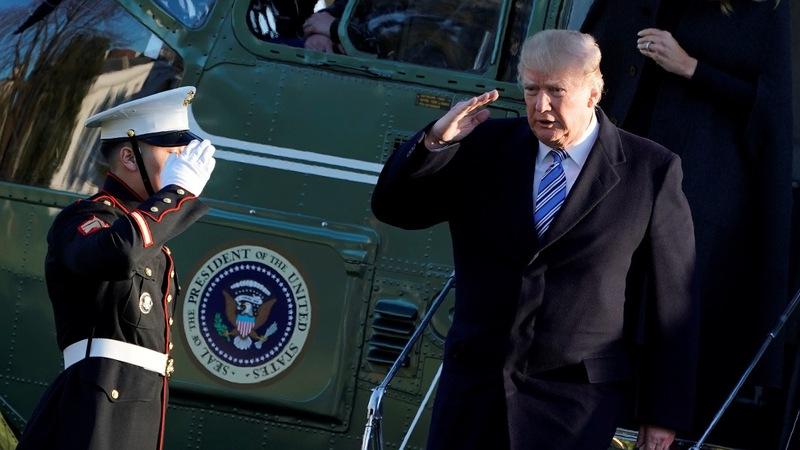 Between jokes, Trump suggests meeting Kim Jong Un