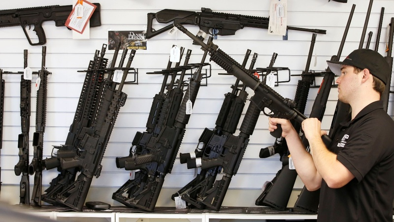 Florida Senate rejects ban on assault weapons