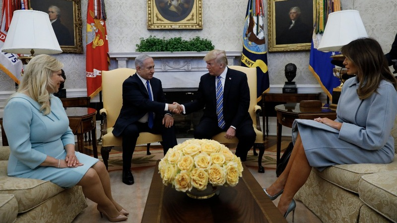 Trump hosts Netanyahu amid growing probes for both