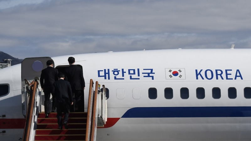 Seoul kicks off mission to broker U.S.-North Korea talks