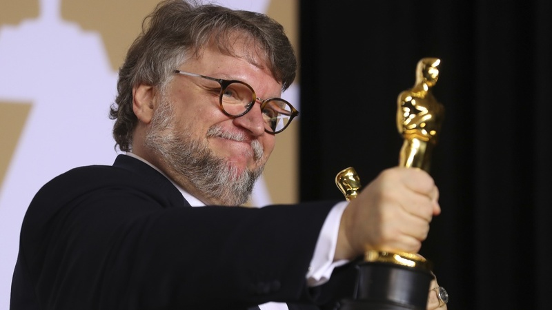 Oscars praise diversity as 'Shape of Water' wins big