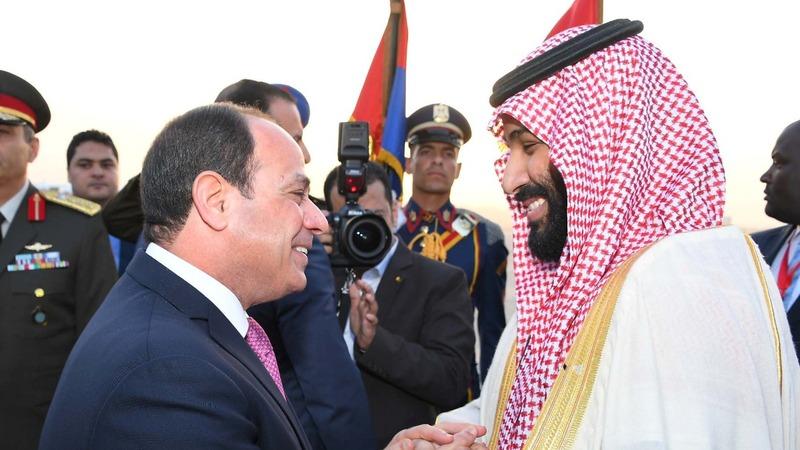 Saudi crown prince signs $10bn deal for mega-city