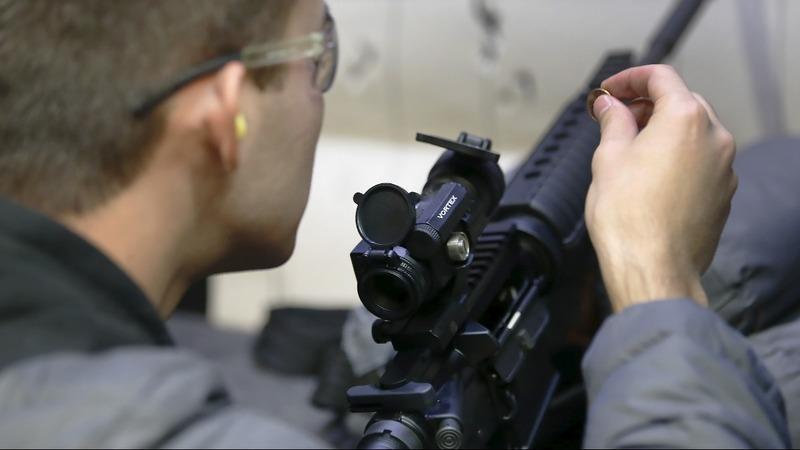 Florida Senate to vote on gun control, arming teachers