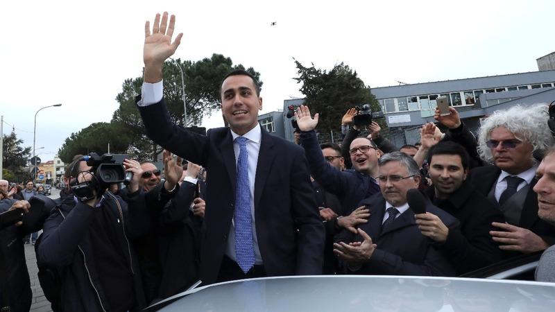 Italian populist surge threatens EU reforms