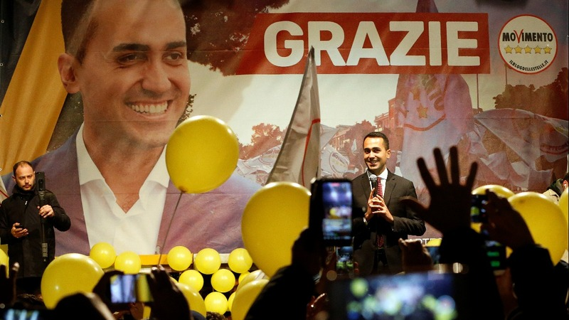 Italy's voters reject the mainstream