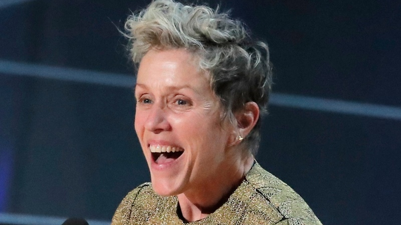 Decoding McDormand's mention of 'inclusion rider'