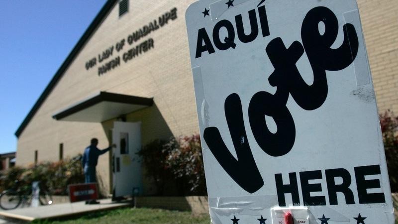 Texas primaries a weathervane for Democrats