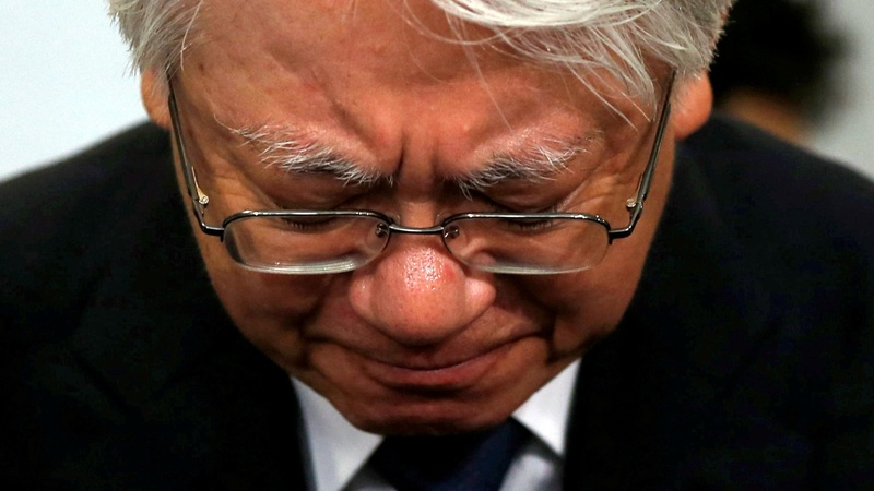 Japan's Kobe Steel CEO to quit over quality scandal