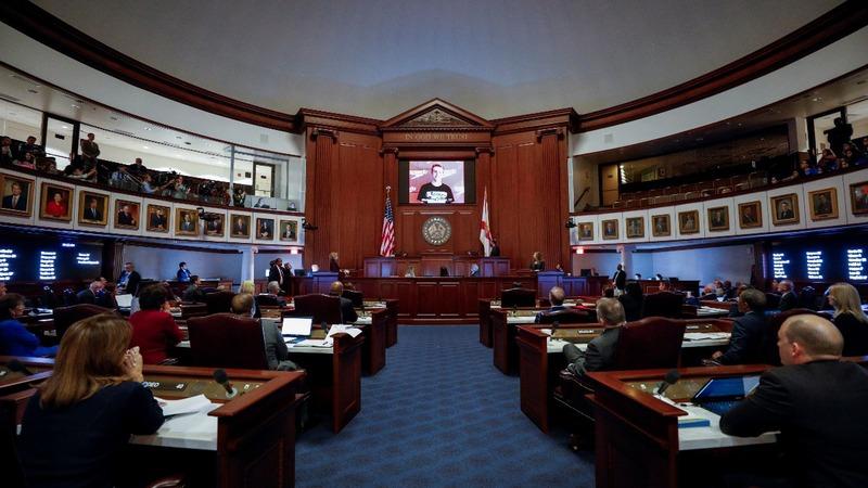 Florida Senate votes to arm some school staff