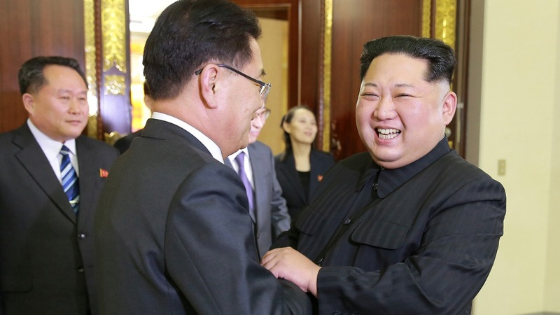 North Korea open to denuclearization: South