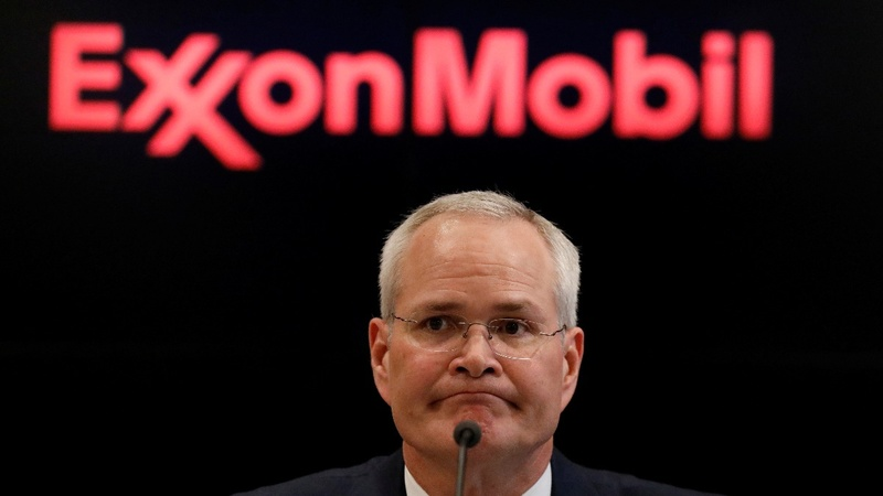 Exxon Mobil investors frustrated by slow progress