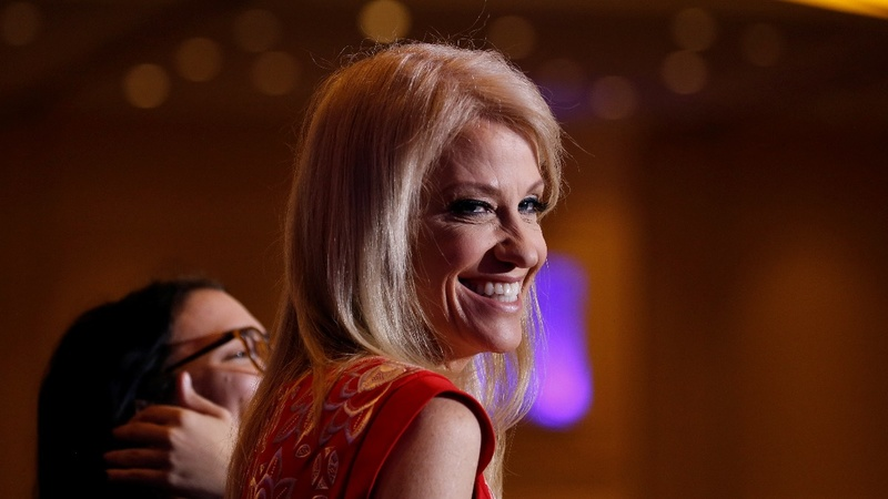 Conway violated law in TV interviews: U.S. agency