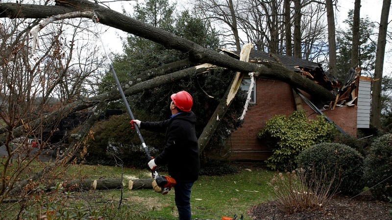 Battered Northeast braces for another major storm