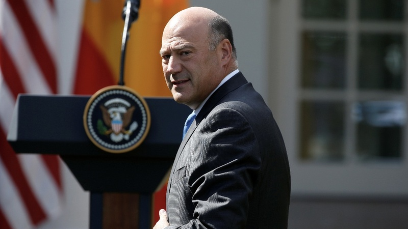 White House economic adviser Cohn quits