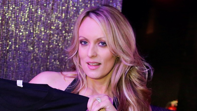 Stormy Daniels sues Trump over 'hush' agreement