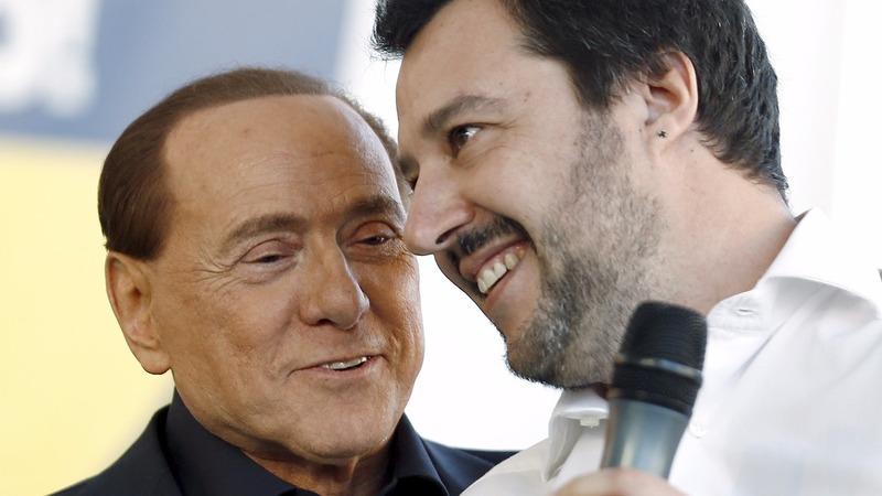 Berlusconi backs far-right ally for premier