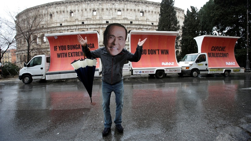 Populism, the far right and Italy's comeback king