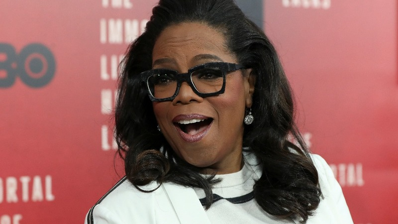 Oprah wins big with Weight Watchers stock sale