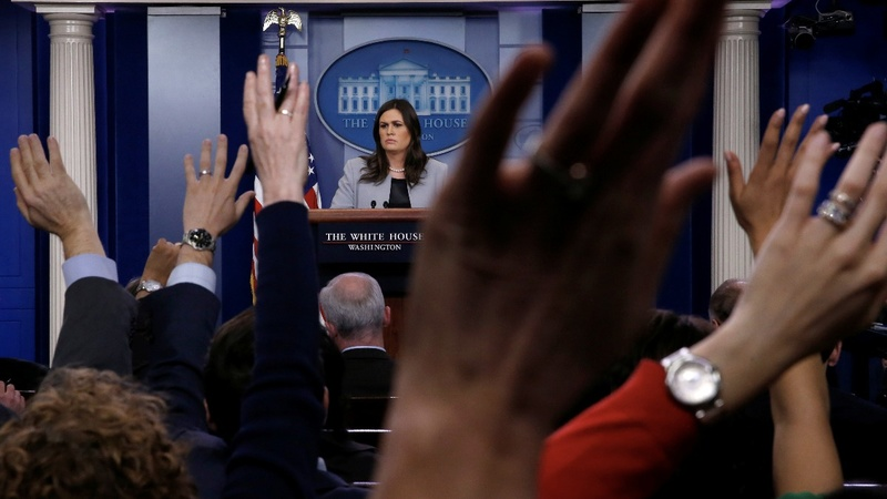 VERBATIM: White House 'not closing the door' on Cohn