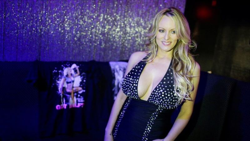 White House says Trump 'won' dispute with porn star