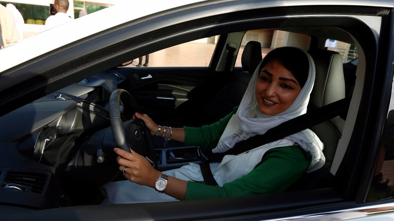 INSIGHT: Saudi Arabia's 'year of ladies'