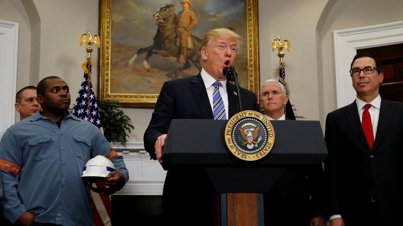 VERBATIM: Tariffs will be flexible for U.S. 'friends'