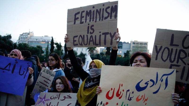 INSIGHT: Five ways International Women's Day was marked