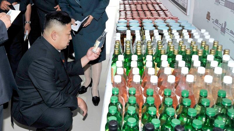 'The bottles kept coming': How talk of a Kim-Trump summit began