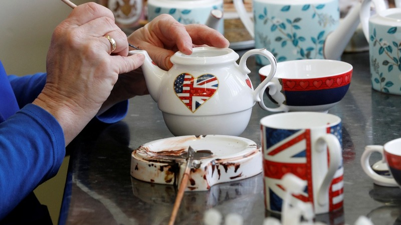 The royal wedding's $1.4bn economic boost