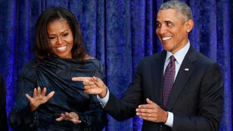 Obamas in talks to create shows with Netflix: NYT