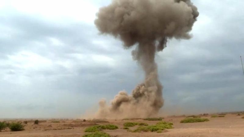 Houthi landmines add to Yemeni misery