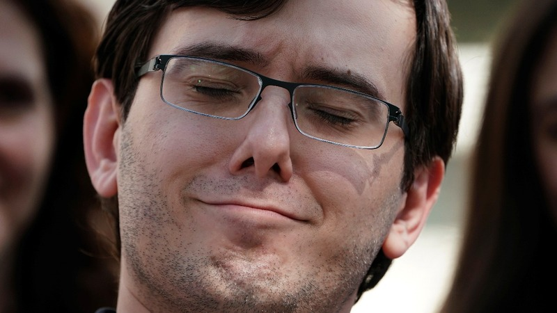'Pharma Bro' Shkreli sentenced to 7 years