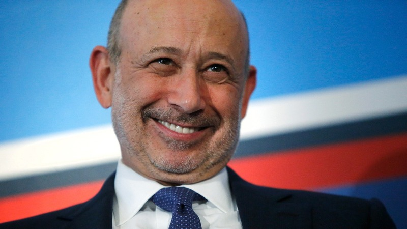 The head of Goldman Sachs is preparing his exit - report