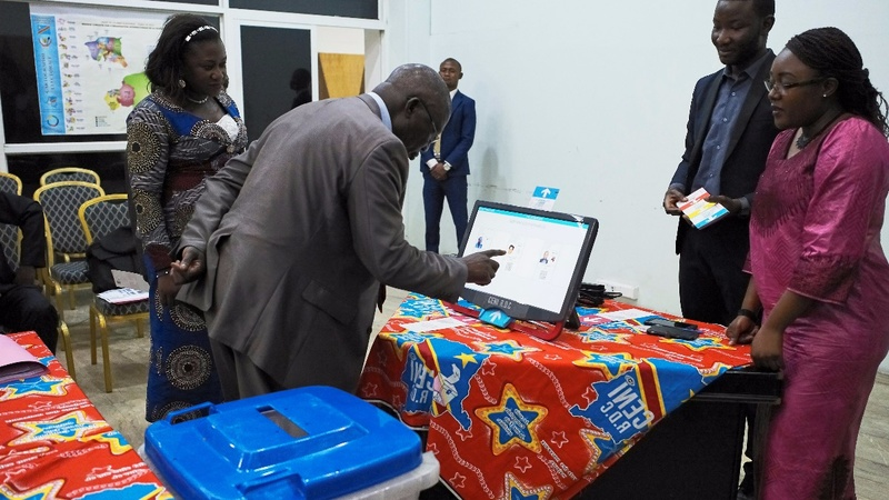 New voting machines in the Congo could cause 'chaos'