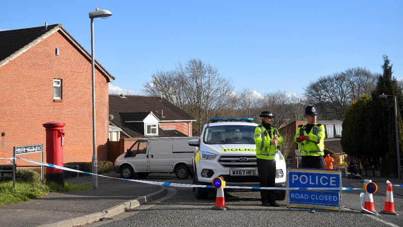 UK police identify over 200 witnesses in nerve agent attack