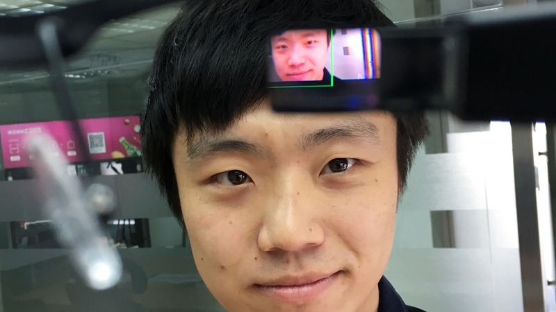 China looks to smart glasses as new tools of control