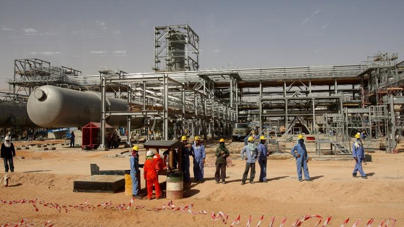 London, NY could lose giant Saudi Aramco IPO
